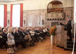 20 Jahre Schweizerische Studienstiftung