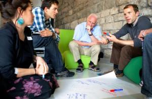 Zukunftsworkshop mit Prof. Dr. Dr. h.c. Eric Kubli